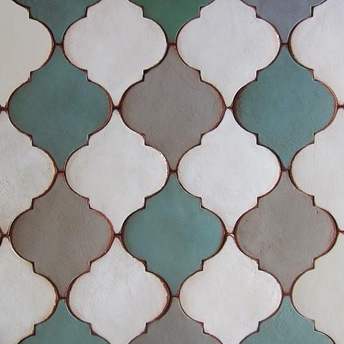Shapes Custom Terracotta Tile Tabarka Studio