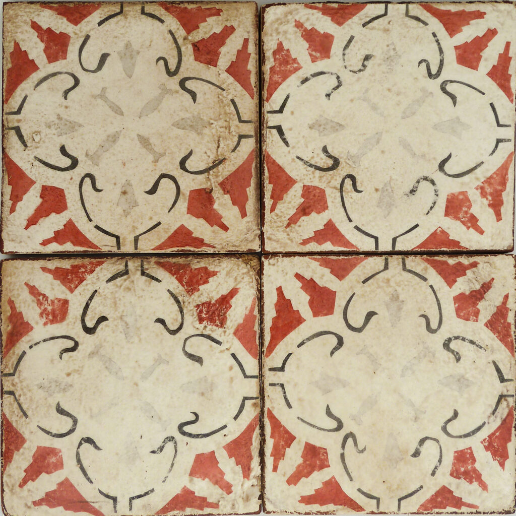 Mediterranean custom terracotta tile tabarka studio for Mediterranean flooring